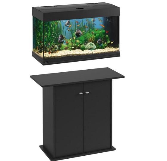 Стандартный прямоугольный аквариум